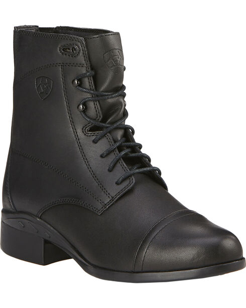 Ariat Women's Scout Paddock Boots, Black, hi-res