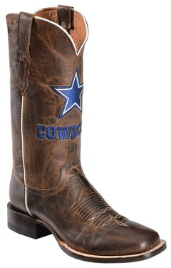 Lucchese Handcrafted 1883 Dallas Cowboys Mad Goat Horseman Boots, , hi-res