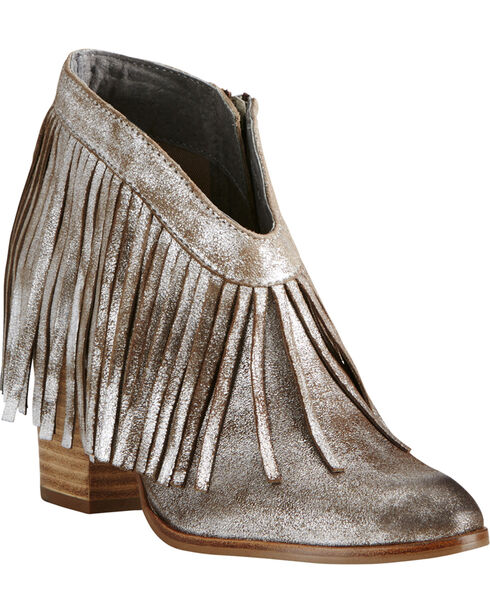 Ariat Women's Grey Unbridled Layla Casual Boots - Round Toe , Grey, hi-res