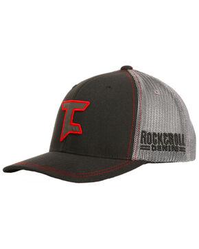 Tuf Cooper Men's Reflective Trucker Hat, Black, hi-res
