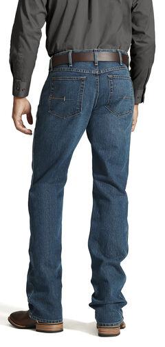 Ariat Men's Jeans - M4 Rebar Bootcut Relaxed Fit, , hi-res
