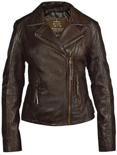 STS Ranchwear Women's Bramble Jacket - Plus, Brown, hi-res