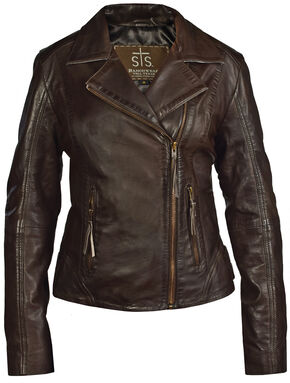 STS Ranchwear Women's Bramble Jacket - Plus, Brown, hi-res