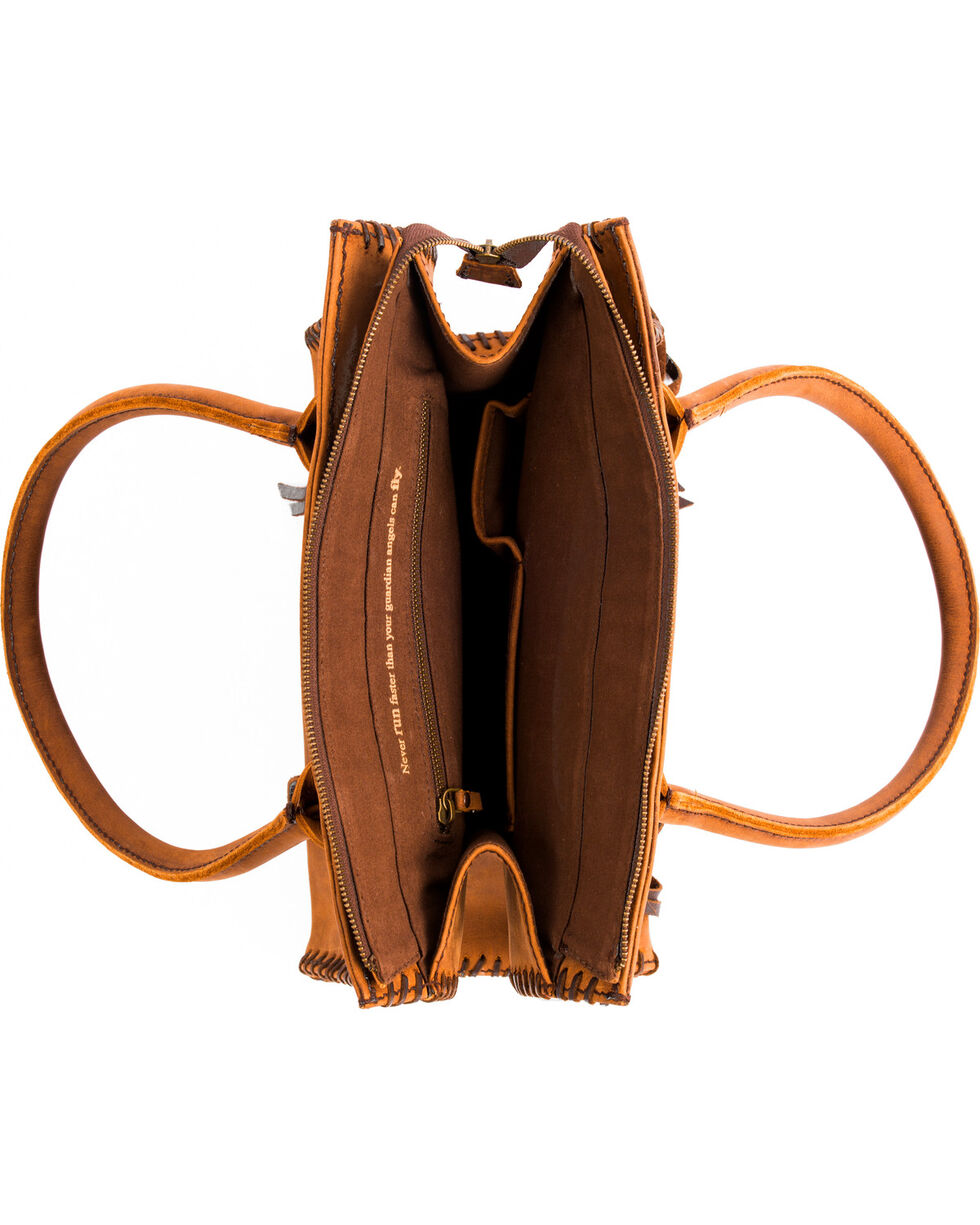 STS Ranchwear Large Chaps Tote , Brown, hi-res