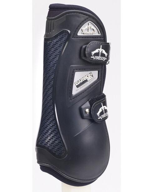Veredus Carbon Gel Open Front Boot, Black, hi-res