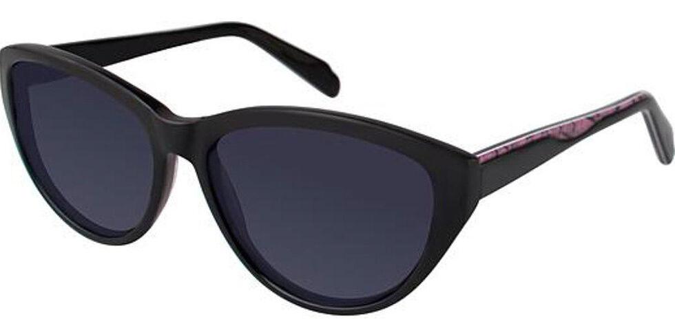 Realtree Women's Pink Camo Cateye Polarized Sunglasses, Pink, hi-res