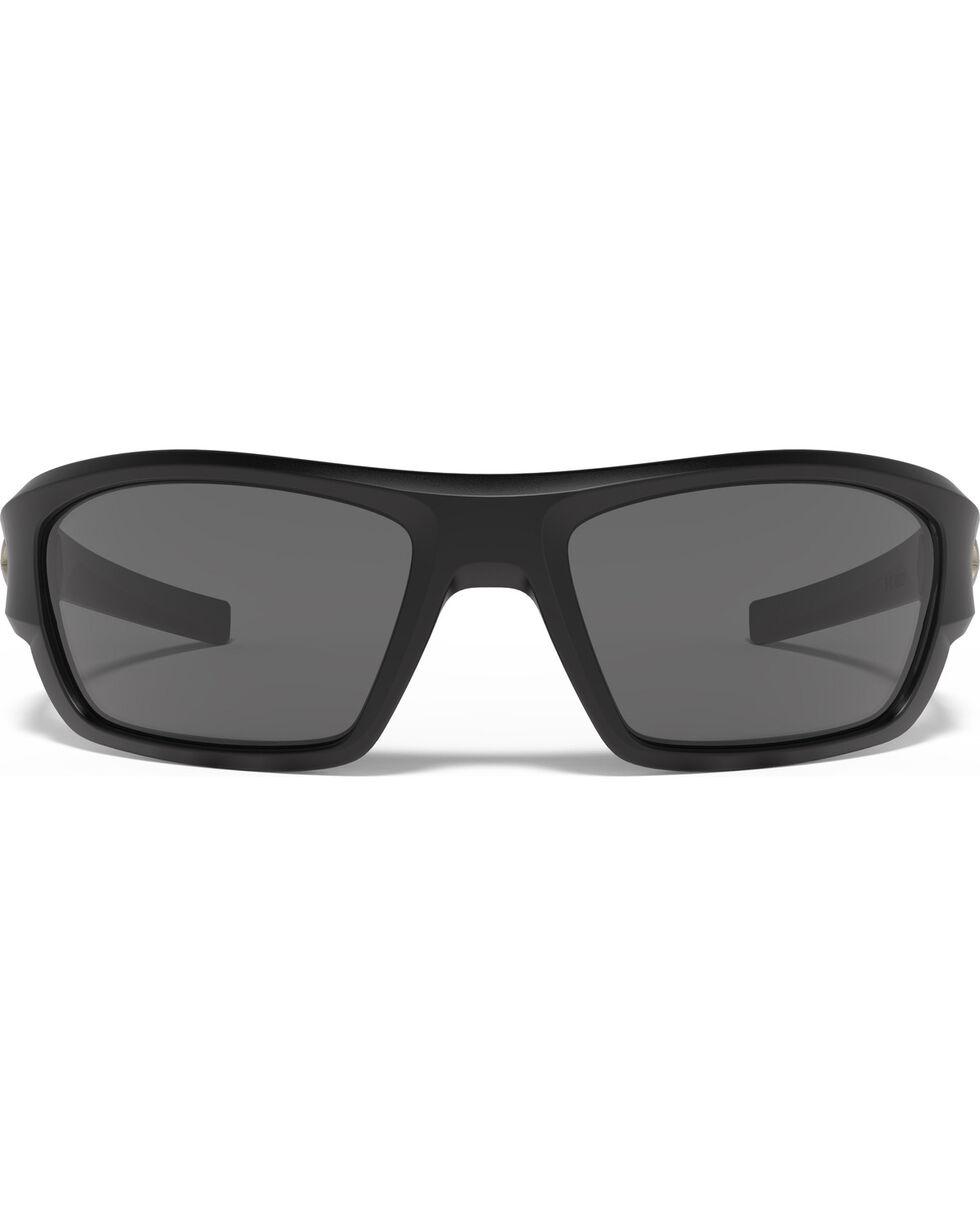 Under Armour Men's UA Storm Polarized Force Sunglasses , Black, hi-res