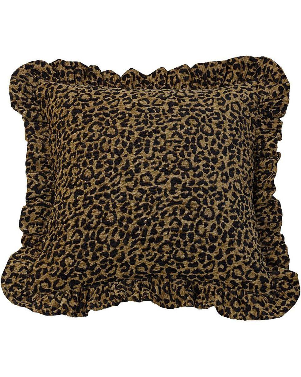 HiEnd Accents San Angelo Leopard Print Pillow, Multi, hi-res