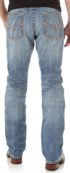 Wrangler Rock 47 Men's Indigo Denim Jeans - Slim Fit, , hi-res