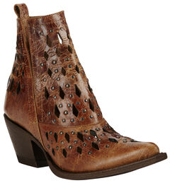 Ariat Women's Tan Chiquita Boots - Pointed Toe, , hi-res