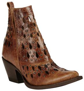 Ariat Women's Tan Chiquita Boots - Pointed Toe, Tan, hi-res