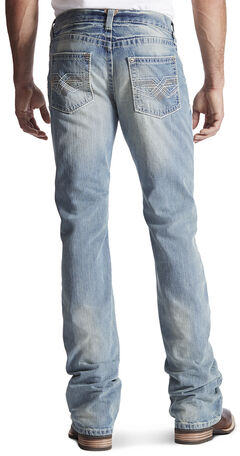 Ariat Men's M6 Eldorado Low Rise Bootcut Jeans, , hi-res