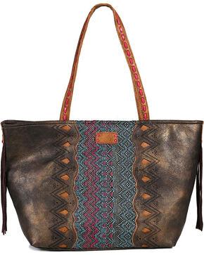 Catchfly Women's Concealed Carry Large Handbag, Bronze, hi-res