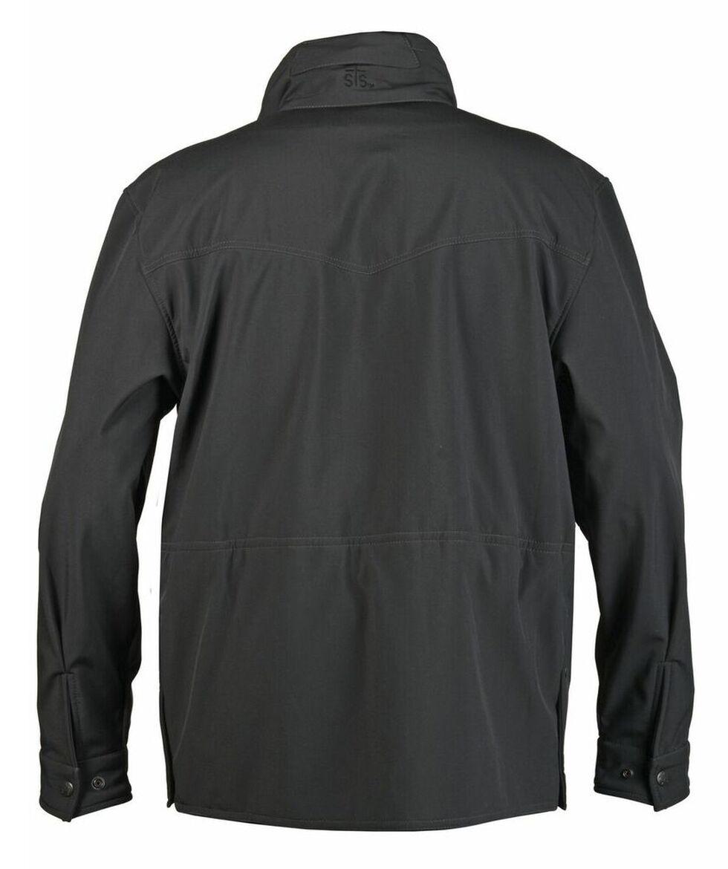 STS Ranchwear Men's Brazos Jacket - 2XL-3XL, Gunmetal, hi-res