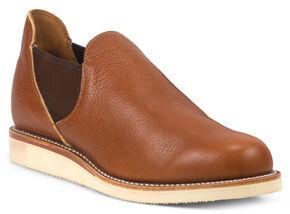 Chippewa Men's 1967 Original Romeo Boots - Round Toe, Brown, hi-res