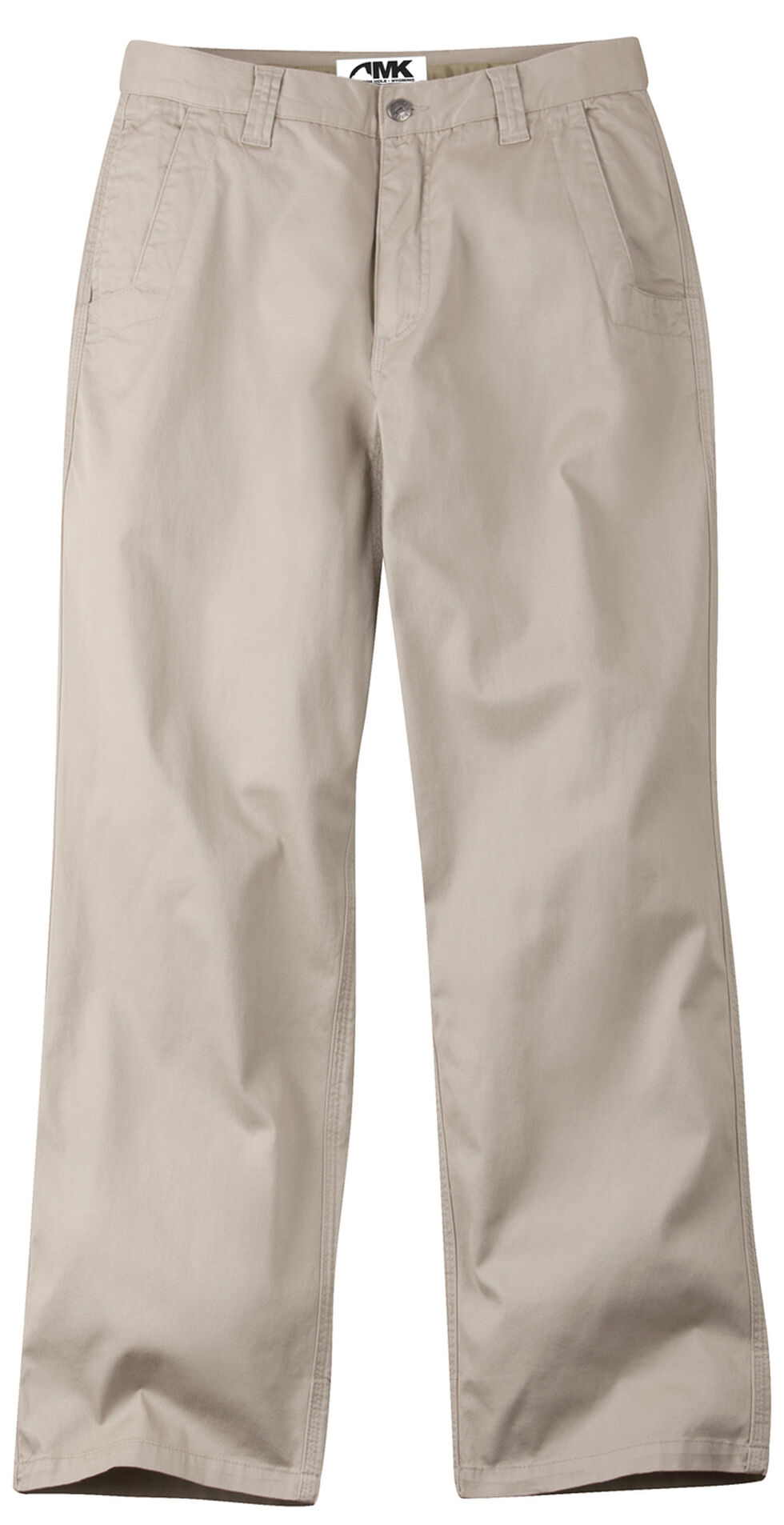 Mountain Khakis Men's Lake Lodge Relaxed Fit Twill Pants, Beige, hi-res