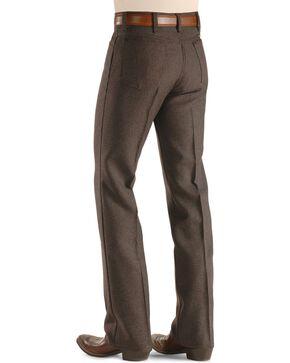 Wrangler Wrancher Dress Jeans - Big, Hthr Brown, hi-res