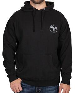 Cody James Men's United Sweatshirt, Black, hi-res