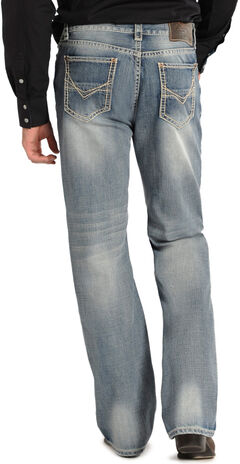 Rock and Roll Cowboy Double Barrel Relaxed Fit Jeans - Straight Leg, , hi-res