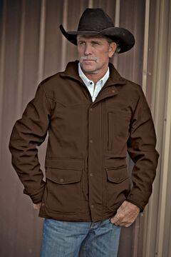 STS Ranchwear Men's Brazos Brown Jacket - Big & Tall - 4XL, , hi-res