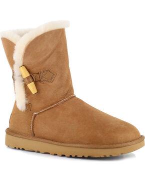 UGG Women's Keely Boots, Chestnut, hi-res