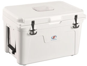 LiT Coolers Torch TS 600 White Cooler - 52 Quart, White, hi-res