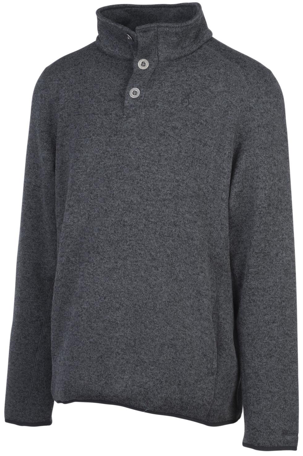 Browning Men's Black Gilson Sweater, Black, hi-res