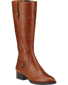 Ariat Women's York Tall Boots - Medium Toe, , hi-res