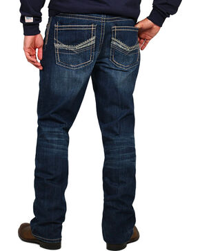 Cody James Men's Shane Slim Jeans - Boot Cut, Dark Blue, hi-res