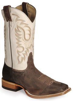 Nocona Legacy Series Vintage Cowboy Boot - Square Toe, , hi-res