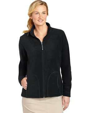 Woolrich Women's Andes Fleece Jacket, Black, hi-res