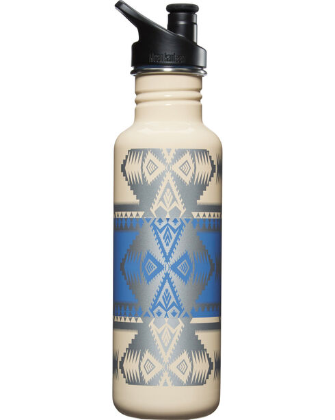 Pendleton Silver Rock Stainless Steel Water Bottle, Ivory, hi-res