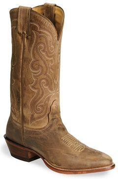 Nocona Legacy Series Vintage Cowboy Boots - Medium Toe, , hi-res