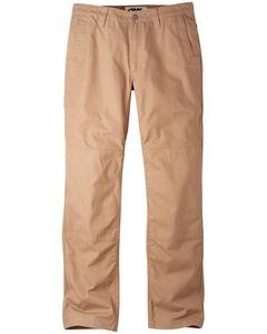 Mountain Khakis Men's Yellowstone Tan Alpine Utility Pants - Relaxed Fit , , hi-res