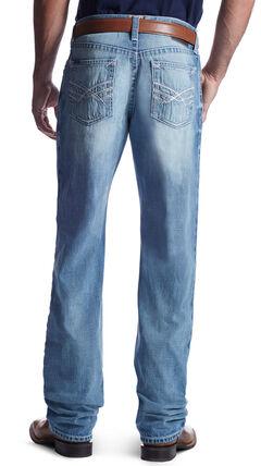 Ariat Men's M3 Mason Wayfarer Straight Leg Jeans, , hi-res