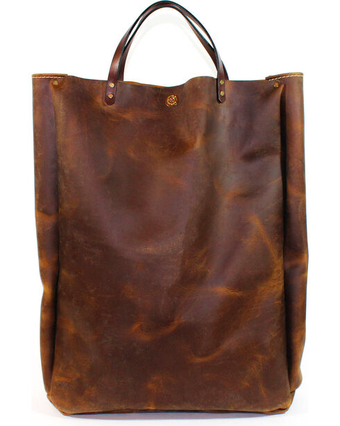 SouthLife Supply Day Tripper Tote, Brown, hi-res