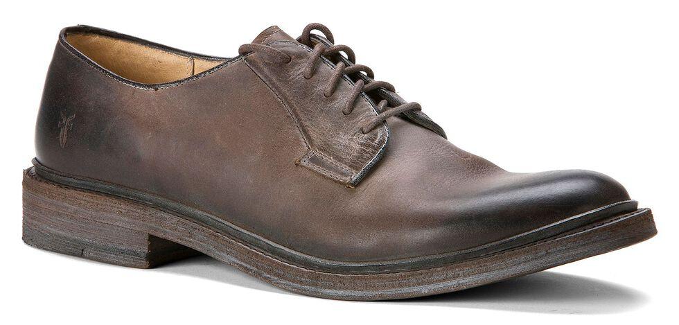 Frye Men's James Oxford Shoes, Brown, hi-res