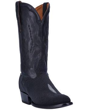 El Dorado Men's Stingray Western Boots - Snip Toe , Brown, hi-res