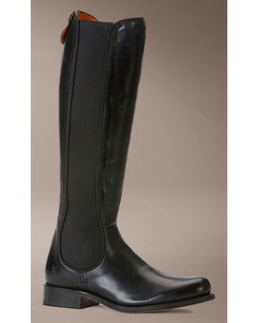 Frye Riding Chelsea Boots, Black, hi-res