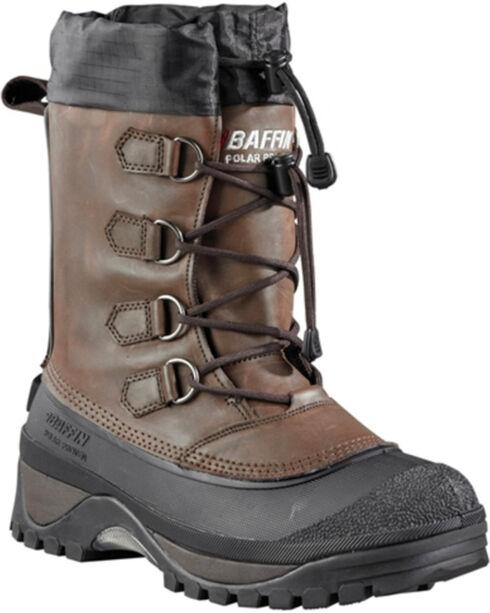 Baffin Men's Muskox Cold Weather Boots, Brown, hi-res