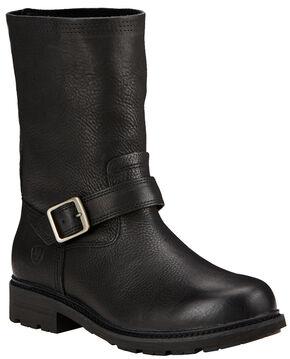 Ariat Men's Black Stonewall Ranch Boots - Round Toe , Black, hi-res
