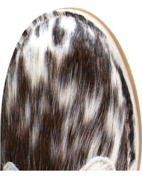 Uwezo Women's Cowhide Oxfords - Round Toe, Multi, hi-res