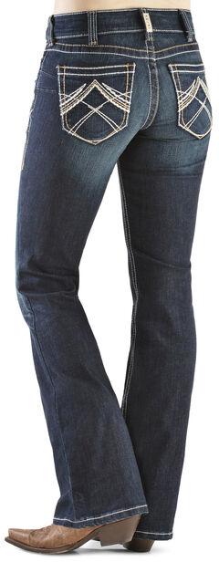 Ariat Real Denim Whipstitched Jeans, Denim, hi-res