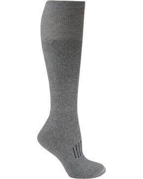 Schaefer Outfitter Men's Valley Wellington Boot Socks , Charcoal, hi-res