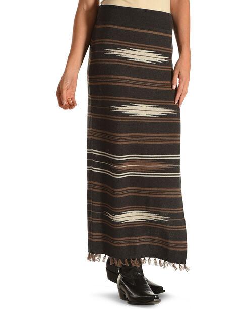 Tasha Polizzi Women's Arrow Skirt, Black, hi-res