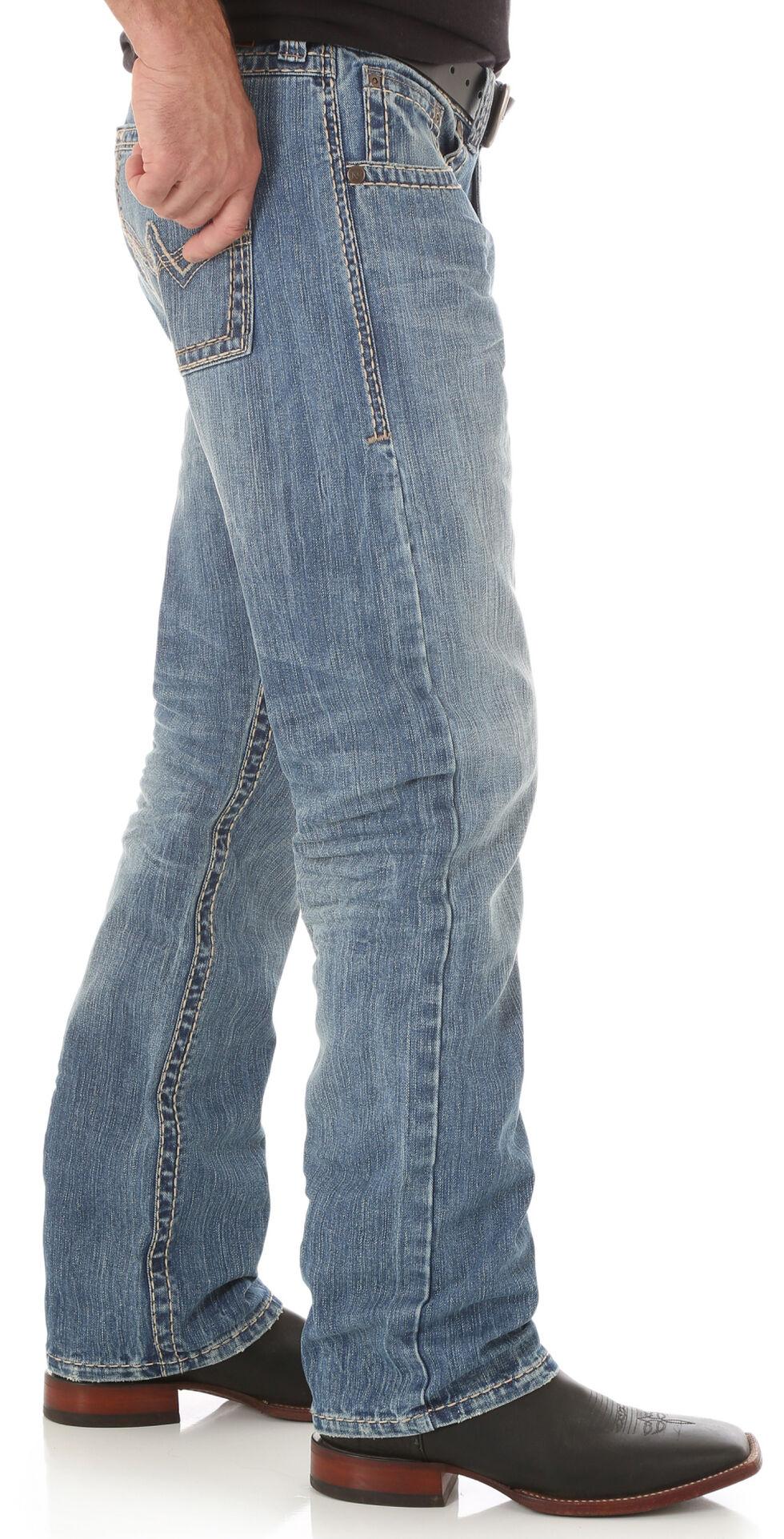 Wrangler Rock 47 Men's Denim Jeans - Slim Fit, Indigo, hi-res