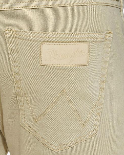 Wrangler Men's 70th Anniversary Greensboro Retro Glory Colored Jeans - Straight Leg, Camel, hi-res