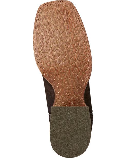 Ariat Men's Circuit Stride Tiger Print Boots - Square Toe , , hi-res