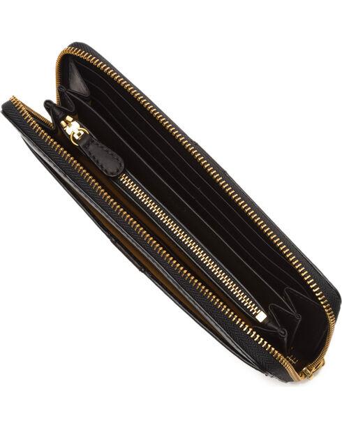 Frye Women's Ilana Harness Zip Wallet , , hi-res