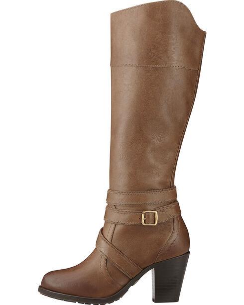Ariat High Society Women's Boots, Mushroom, hi-res
